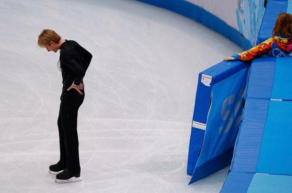13 февраля 2014 года Евгений Плющенко из-за травмы отказывается от дальнейших выступлений на Олимпиаде в Сочи и заявляет о завершении спортивной карьеры.