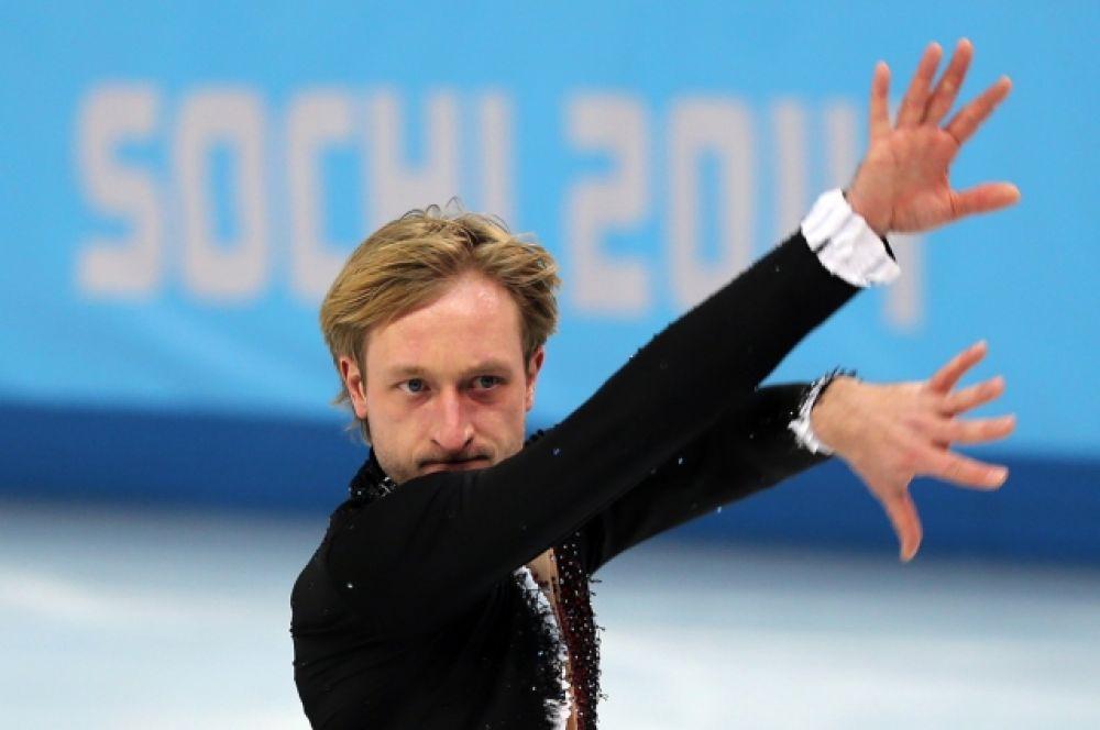 В Олимпиаде 2014 года спортсмен решил участвовать, несмотря на травму.