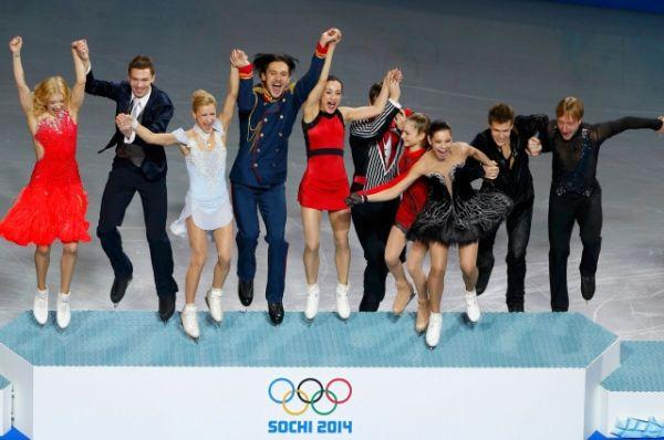 Выступление в командном зачете стало золотоносным для сборной.