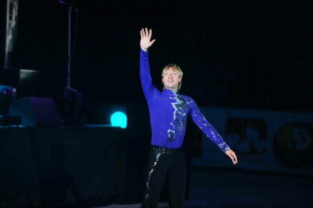 Переехать в Петербург спортсмена вынудило закрытие волгоградской ледовой арены.