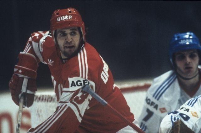 Николай Дроздецкий выиграл Олимпиаду в Сараево в 1984-м