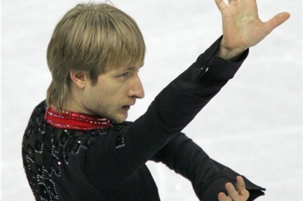 На Олимпийских играх в Ванкувере Евгений Плющенко выиграл серебряную медаль.