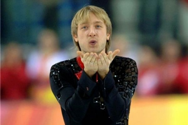 Главным стартом любительской карьеры Плющенко стала Олимпиада-2006.