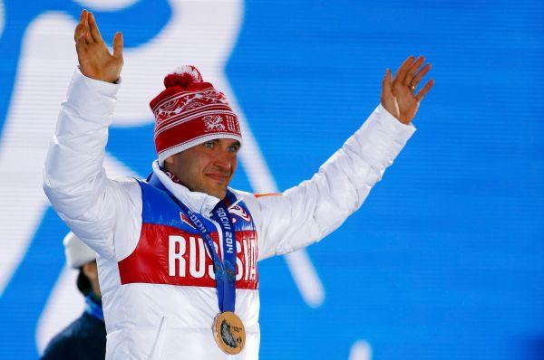 Биатлонист Евгений Гараничев в собственный день рождения завоевал бронзовую медаль в индивидуальной гонке.