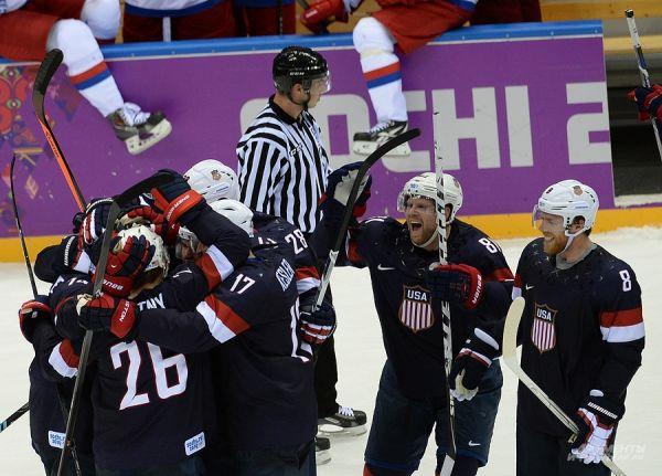 Американцы одержали победу над принципиальным соперником  и возглавили группу.