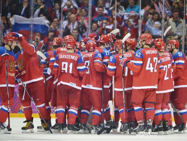 По итогам трёх матчей на счету сборной России шесть очков,  в то время как у команды США восемь баллов.