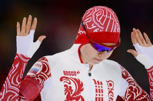 Конькобежка Фаткулина показала девятый результат на дистанции 1500 метров