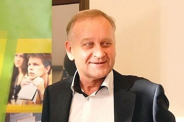 Геннадий Лазарев, ректор ВГУЭС.