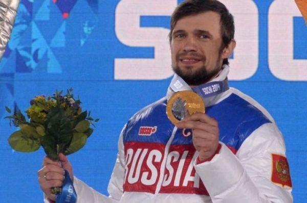 Александр Третьяков - первый в истории скелетона России олимпийский чемпион