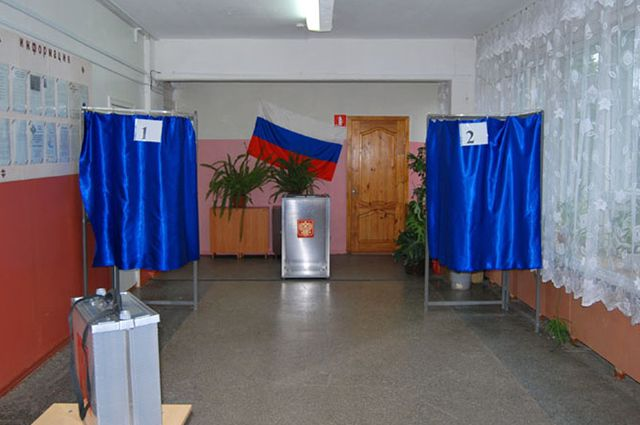Облизбирком провел День избирателя для старшеклассников Новосибирска