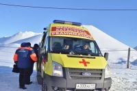 Малышку и её маму в аэропорт сопровождали камчатские врачи и сотрудники МЧС.