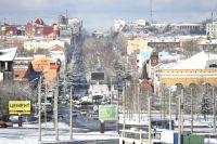 В 2014 году пр. Ленина, бывший Богородицкий и Московский переулок, отмечает 90-летие своего последнего переименования.