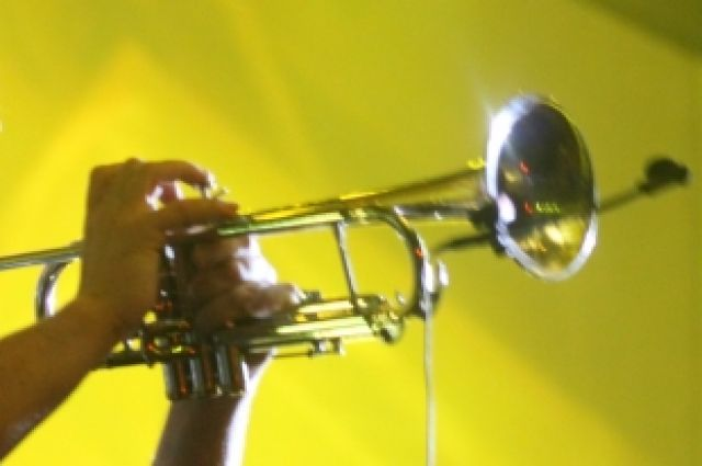 Тромбон.