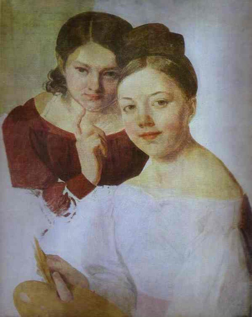 Алексей Венецианов погиб в 1847 году – по пути в Тверь произошёл несчастный случай. Он был похоронен в деревне Дубровское, которую позднее переименовали в Венецианово.