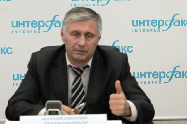Министр ЖКХ Хабаровског края Анатолий Литвинчук