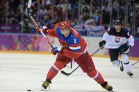 Матч между Россией и Словакией