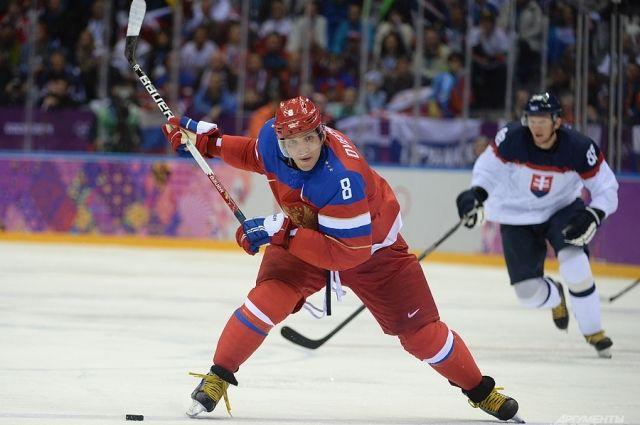 Хоккеисты России и Норвегии сегодня сразятся за выход в четвертьфинал