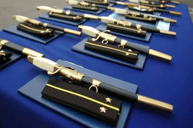 71-й выпуск в Тихоокеанском военно-морском институте