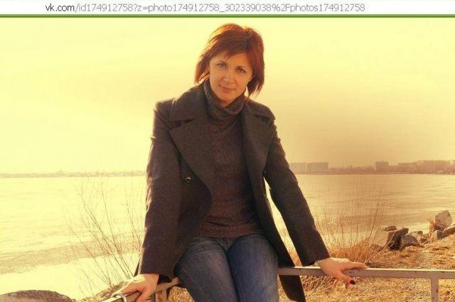 Марина Желямова