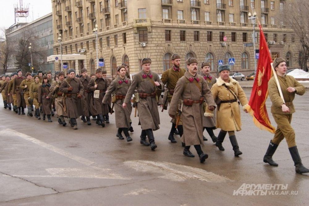 Парадное шествие