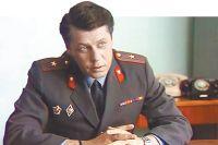 Зрители запомнят такого майора Знаменского.