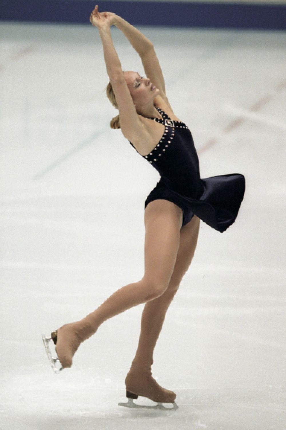 Мария Бутырская в 1999 году выиграла чемпионат мира, став первой победительницей этих соревнований в постсоветской России.
