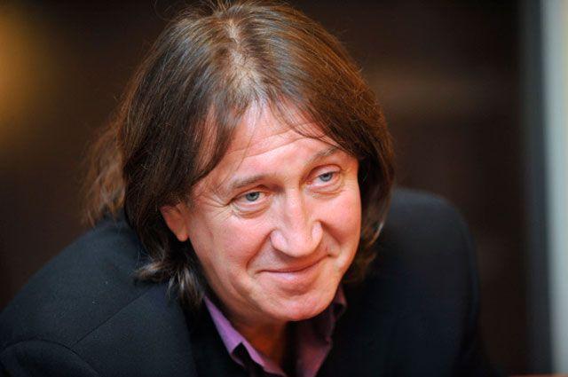 Певец и композитор Олег Митяев. 2010 год.