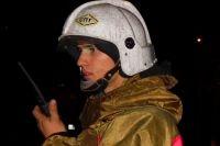 Пожарный Александр Мордвов