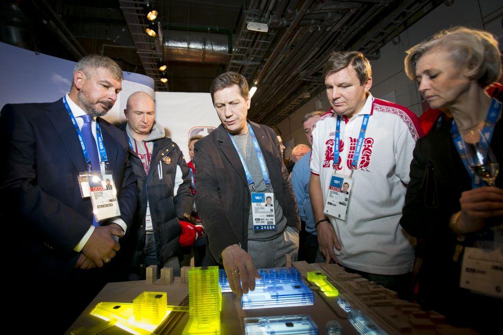 Музей хоккея будет расположен в московском спортивно-развлекательном квартале «Парк легенд», где прежде располагались цеха завода ЗИЛ.