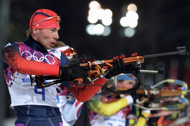 Биатлонист Шипулин признался, что в масс-старте его подвела стрельба