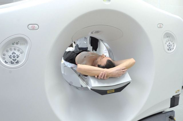 Современный компьютерный томограф - возможность быстро и точно поставить диагноз.