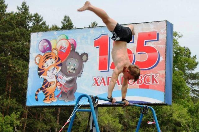 Гимнаст-любитель