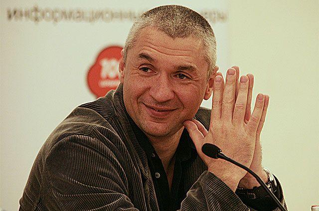 Дмитрий Липскеров.