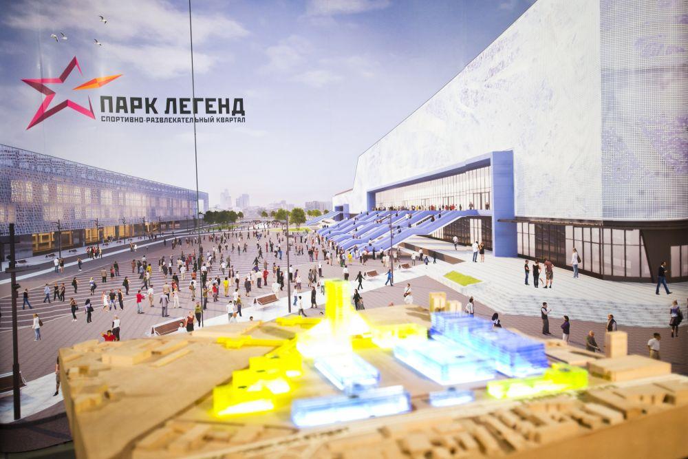 На данный момент точная дата открытия Музея хоккея не определена.
