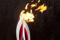 Олимпийский огонь уступит место Паралимпийскому.