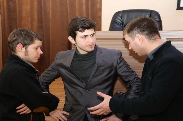 Политическая молодежь Приморья.