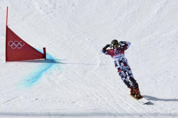 Олимпийская трасса.