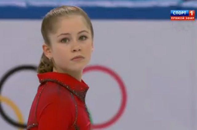 Липницкая осталась без медали в личном турнире фигуристок на Олимпиаде