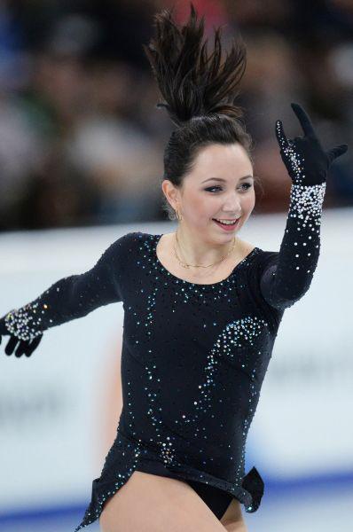 Елизавета Туктамышева к своим 17 годам уже стала чемпионкой России, а в сезоне 2012/13 завоевала бронзовые награды на чемпионате Европы.