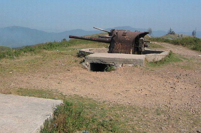 Форт «Владивостокская крепость».