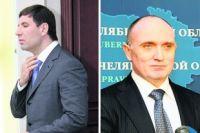 Михаил Юревич и Борис Дубровский