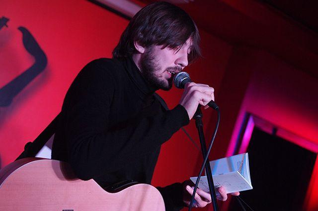 Павел Быков, поэт.