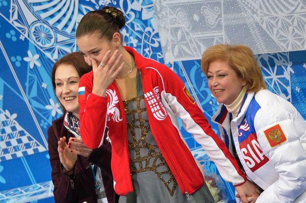 Это был один из самых эмоциональных моментов, однако впереди были выступления ещё нескольких спортсменок.
