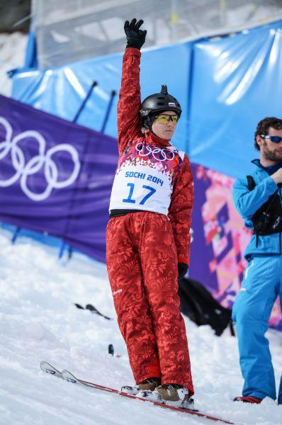 Российская фристайлистка Ассоль Сливец на Олимпиаде в Сочи Ассоль заняла 12-е место в первом финальном спуске. Спортсменка родилась в Минске и до 2011 года выступала за Белоруссию. На чемпионате мира-2007 она заняла второе место.