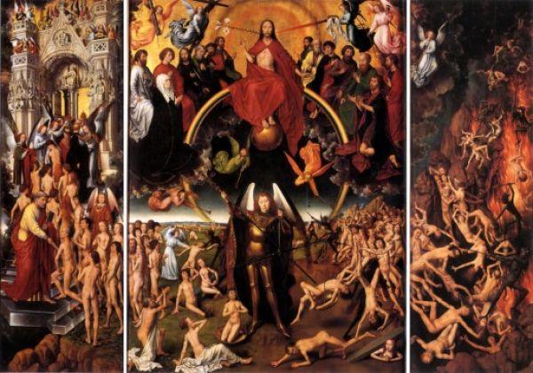 Напоминание о Страшном суде необходимо, чтобы верующие, с одной стороны, не предавались беспечности, помня о последнем Суде Христовом, и, с другой, не забывали о неизреченном милосердии Бога.