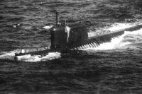Подводная лодка К-19.