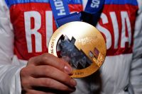 На счету сборной России 33 медали! Подобного не было даже в советские годы.