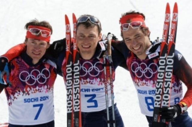 Илья Черноусов - крайний справа