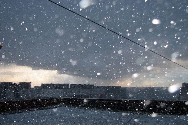 В Екатеринбурге к выходным установятся плюсовые температуры