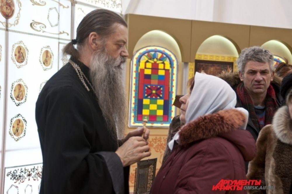 Православный форум начал свою работу в Омске.